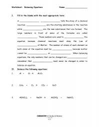 chemistry a study of matter worksheet answers worksheets
