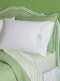 amazon com monogrammed pillowcase home u0026 kitchen