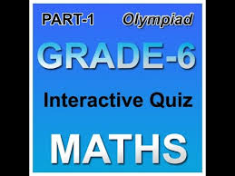 math olympiad practice book for 6th class youtube