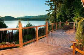 Ideas For Deck Handrail Designs Deck Railing Designs That Mix Looks And Function