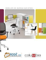 columbia mobilier de bureau les catalogues de la société roge à lille 59