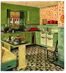 Art Deco Kitchen Cabinets Armstrong Flooring For 1935 A Few Chic Art Deco Kitchens Art