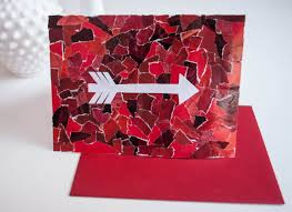 make diy valentine day u0027s cards using recycled magazines