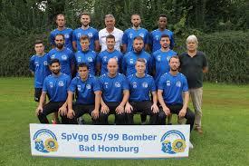 Sgk Bad Homburg 1 Mannschaft Spielvereinigung 05 99 Bomber Spielvereinigung