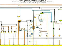 1973 vw beetle generator wiring diagram 1973 wiring diagrams