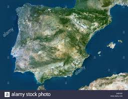 Spain And Portugal Map by Country Border Portugal Spain Stock Photos U0026 Country Border
