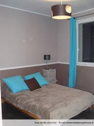 deco chambre bleu et marron chambre marron et bleu ciel idées décoration intérieure farik us