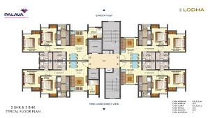 codename riverside floor plan for codename riverside by lodha group