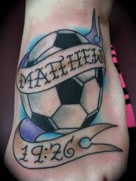 simple calf tattoos 35 best football tattoos ideas