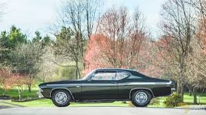 chevrolet chevelle coupe 1969 green for sale dyler