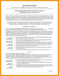 Administrative Assistant Resume Template Senior Executive Resume Samples Executive Resume Sample Senior