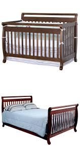 Davinci Kalani Combo Dresser Chestnut by Furniture Charming Davinci Kalani 4 In 1 Convertible Crib Wood