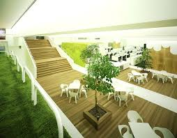 Office Interior Architecture Tbwa Hakuhodo U2014 Klein Dytham Architecture
