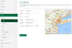 Longitude Position In A Time by Vera Customer Care Settings Tab