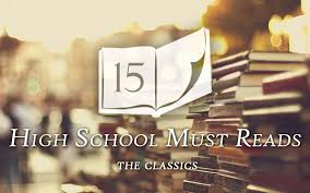 books for high school graduates 15 books every high school student should read high school