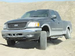 2003 ford f150 supercab 4x4 2003 4x4 of the year truck suv road test specifications 4x4