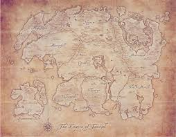 Lordran Map Worlds Of Pure Imagination The 5 Most Interesting Video Game