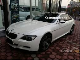 bmw m6 coupe bmw m6 2005 coupe 5 0 in selangor automatic white for rm 169 000