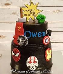 marvel cake toppers skyline building cake topper set by idreamofjeaniescakes