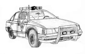 robocop ford taurus police car by dandelo1 on deviantart