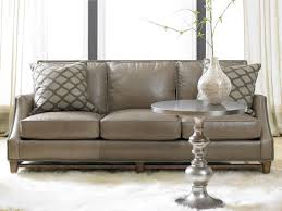 reclining leather sofa family room traditional with american made
