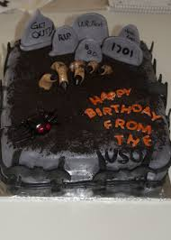 halloween birthday for the uso cakecentral com