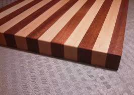 Maple Cutting Boards Which Wood U2013 Mahogany And Sapele Creative Woodworking