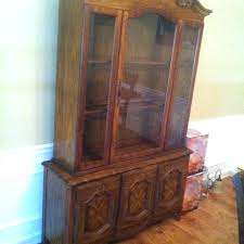 china cabinets for sale near me second hand china cabinet large regency style display cabinet second