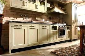 meuble cuisine en bois brut meuble haut cuisine bois top eclairage sous meuble haut cuisine