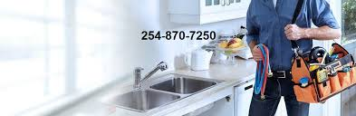 plumber killeen 254 870 7250 clogged drain sewer pipe leak detection