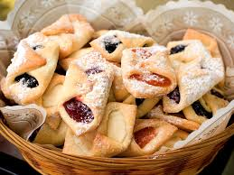 jelly filled german christmas cookies food fox recipes