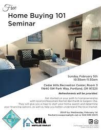 home buying 101 seminar u2014 rachel bernhardt