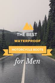motorcycle boots boots mens waterproof motorcycle boots u2014 motorcycle everything