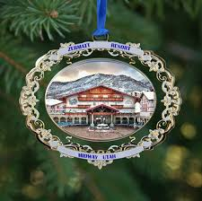 wholesale white house ornaments custom ornaments for