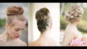 coiffure pour mariage cheveux mi coiffure pour mariage 2016 coupe de cheveux femme mariage
