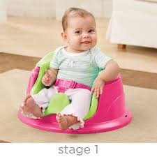 summer infant deluxe superseat island giggles booster seat pink