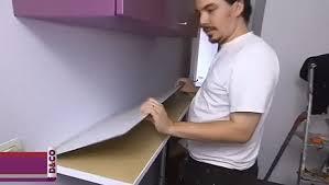 meuble cuisine a poser sur plan de travail fabriquer un plan de travail mange debout minutefacile com