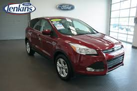 Ford Escape Used Cars - used 2016 ford escape for sale buckhannon wv vin