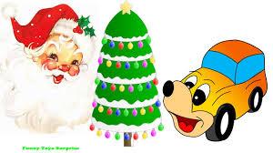 jolly old st nicholas song christmas carol music cartoon