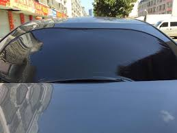 new sun shield without suction cup rear window sun insulation