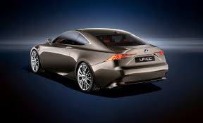 lexus concept cars wiki lexus lf cc concept previews 2013 is sedan and coupe photos 1 of 5