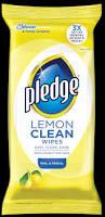 pledge lemon clean furniture spray pledge