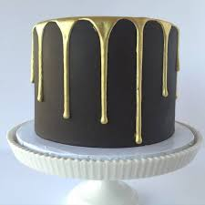 gold dripping cake recipes you u0027ll love on pinterest birthday