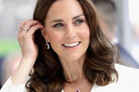 has kate middleton been changing her hair to hide her pregnancy