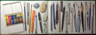 jane blundell artist urban sketchers symposium chicago