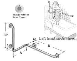 Grab Bars For Bathtubs Grab Bars Accessible Environments