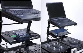 Laptop Computer Stand For Desk Best Laptop Computer Stands For Dj And Performers Keytarhq