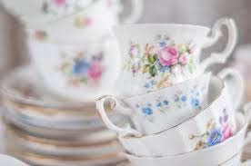 vintage china hire the vintage styling company
