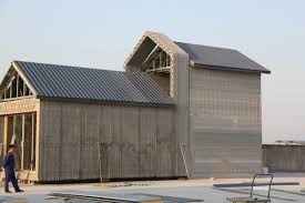 barn like homes bringing 3d printing home u2014to actual homes machine design