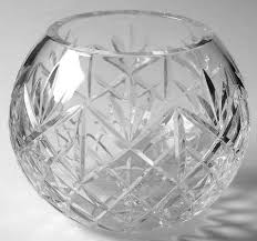 Atlantis Crystal Vase Atlantis Catalina At Replacements Ltd